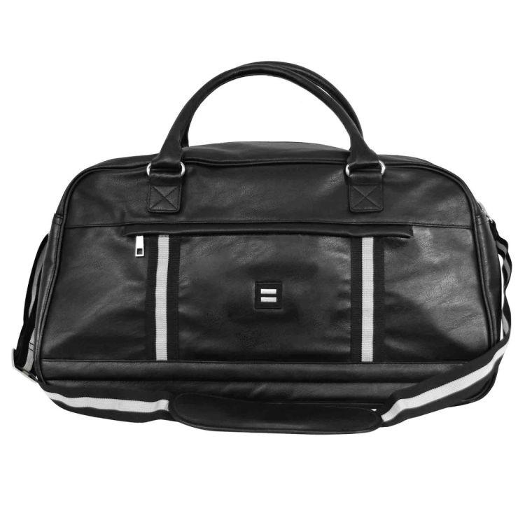 Leather Commuter Duffle Bag Hrc
